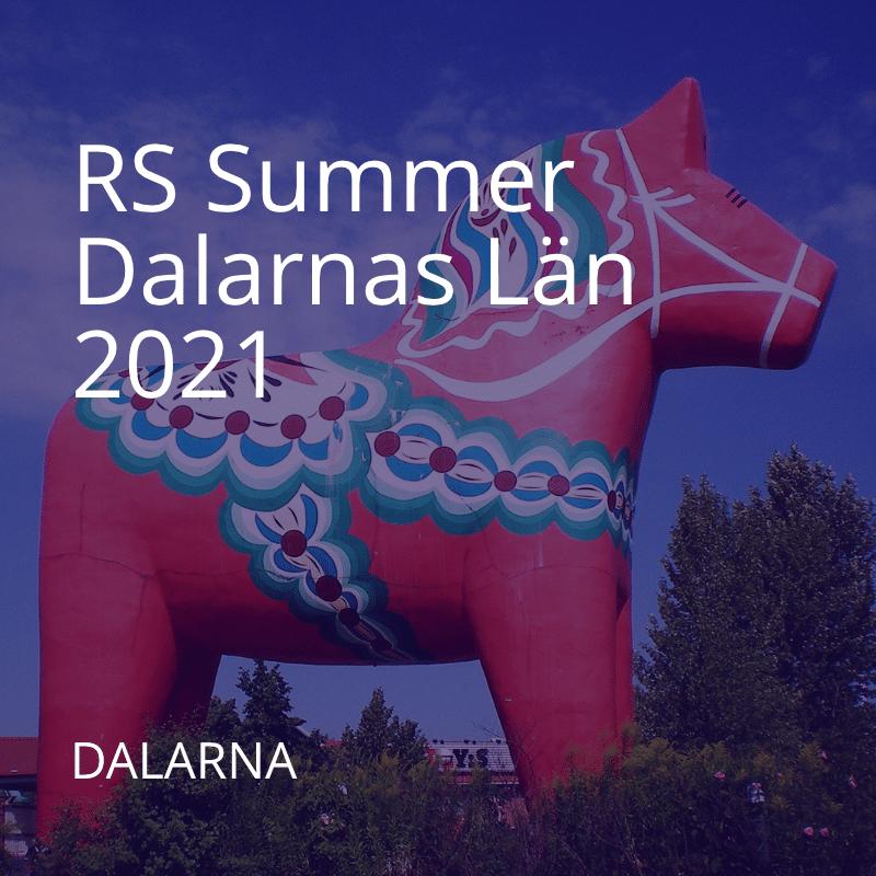 RS Summer Dalarna 2021
